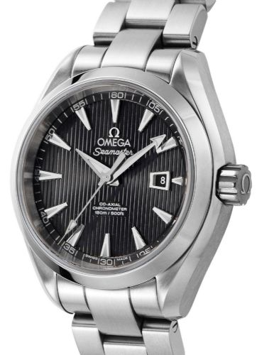 OMEGA Seamaster Aqua Terra Co-Axial Automatic Ladies Watch 231.10.34.20.01.001
